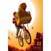 E.T. ScreenPrint by Florey