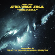 Music From The Star Wars Saga: The Essential Collection 2x Colour LP