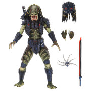 NECA Predator 2 Ultimate Armored Lost Predator 7 Inch Scale Action Figure