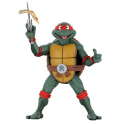 NECA TMNT Cartoon Raphael Super Size 1/4 Scale Action Figure Teenage Ninja Mutant Ninja Turtles