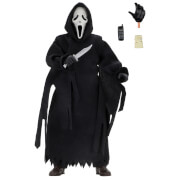 NECA Scream Ghostface 8 Inch Clothed Action Figure