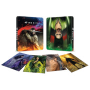 Exclusivité Zavvi : Steelbook 47 Ronin - 4K Ultra HD Édition Collector (Blu-ray 2D Inclus)