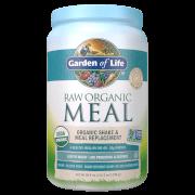 Raw Organic All-In-One Shake - Lightly Sweet - 1038g