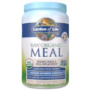 Raw Organic All-In-One Shake - Vanilla - 969g