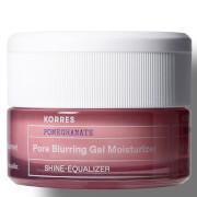 KORRES Pomegranate Pore Blurring Gel Moisturizer 40ml фото