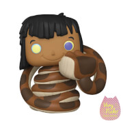 Disney The Jungle Book Mowgli with Kaa Funko Pop! Vinyl - VeryNeko Exclusive