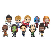 Lot de 10 figurines Cosbaby Avengers - Taille XS - Avengers: Endgame - Hot Toys