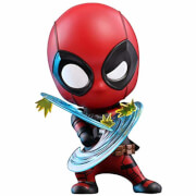Hot Toys Deadpool 2 Cosbaby Deadpool - Size S (Bullet Deflecting Version)