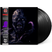Laced Records Resident Evil 3: Nemesis (Original Soundtrack) 2xLP
