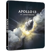 Exclusivité Zavvi : Steelbook Apollo 13 - 4K Ultra HD 25ème Anniversaire