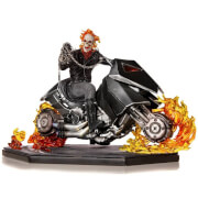 Iron Studios Marvel Comics Statue 1/10 Ghost Rider CCXP 2019 Exclusive 20 cm