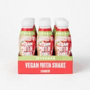 Shake protéiné végétalien - Fraise