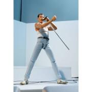 Bandai Tamashii Nations Freddie Mercury S.H. Figuarts Action Figure Live Aid Ver. 15 cm