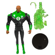 McFarlane DC Multiverse 7 Inch Action Figure - Animated Green Lantern