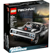 Lego Technic : La Dodge Charger de Dom (42111)