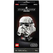 LEGO Star Wars: Stormtrooper Helmet Display Set (75276)