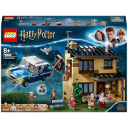 LEGO Harry Potter: Ligusterweg 4 (75968)