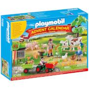 Playmobil Farm Advent Calendar (70189)