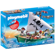 Playmobil Pirate Ship with Underwater Motor (70151)