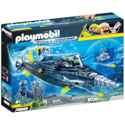 Playmobil Top Agents Team S.H.A.R.K Drill Destroyer (70005)