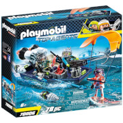 Playmobil Top Agents Team S.H.A.R.K Harpoon Craft (70006)