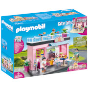 Playmobil City Life My Caf� (70015)