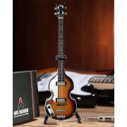 Axe Heaven The Beatles Paul McCartney Original Violin Miniature Bass Guitar Replica
