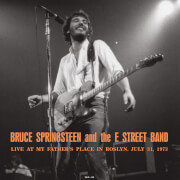 Bruce Springsteen & The E Street Band - Live At My Father's Place In Roslyn NY July 31 1973 WLIR-Fm (Blue Vinyl)