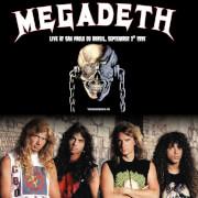 Megadeth - Sao Paulo Do Brasil September 2nd 1995 (White Vinyl)