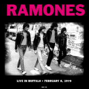 Ramones - Live In Buffalo February 8 1979 (Green Vinyl)