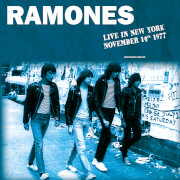Ramones - Live In New York November 14th 1977 (Orange Vinyl)