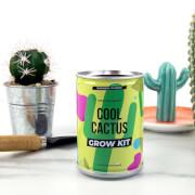 Grow Tin - Cool Cactus