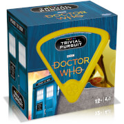 Trivial Pursuit Game - Dr Who Edition