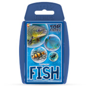 Top Trumps Card Game - Freshwater Fish Edition