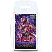 Top Trumps Card Game - Marvel Avengers Endgame Edition