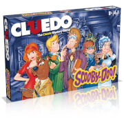 Cluedo Mystery Board Game - Scooby Doo Edition