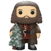 Harry Potter Holiday Rubeus Hagrid 6-Inch Pop! Vinyl Figure