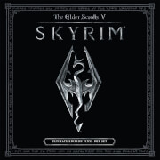 The Elder Scrolls V: Skyrim – Ultimate Edition Vinyl Box Set 4xLP