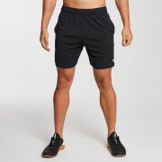 MP Men's Essentials Lightweight Jersey Training Shorts - Black