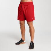 Short d'entraînement en jersey léger essentiel - Rouge - XS