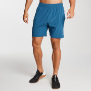 Pantaloncini Training Essentials Woven MP da uomo - Blu aviatore
