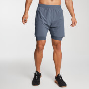 Essential Woven 2-in-1 Training Shorts - Galaxy