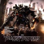 Transformers Dark Of The Moon LP