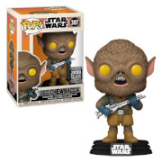 Star Wars Chewbacca 2020 Galactic Convention EXC Funko Pop! Vinyl