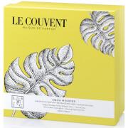 Le Couvent Gift Set Botanical Cologne Aqua Minimes and Amorem Shower Oil Coffret (Worth £85.00)