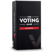 The Voting Card Game - The Adult Party Card Game About Your Friends (NSFW Edition)