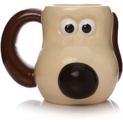 Wallace & Gromit Shaped Gromit Mug