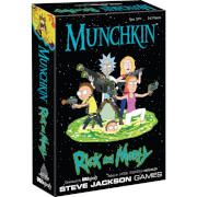 Munchkin: Rick and Morty Card Game