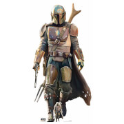 The Mandalorian - Lone Gunfighter Oversized Cardboard Cut Out