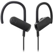 Audio Technica Bluetooth Sports Headphones - Black